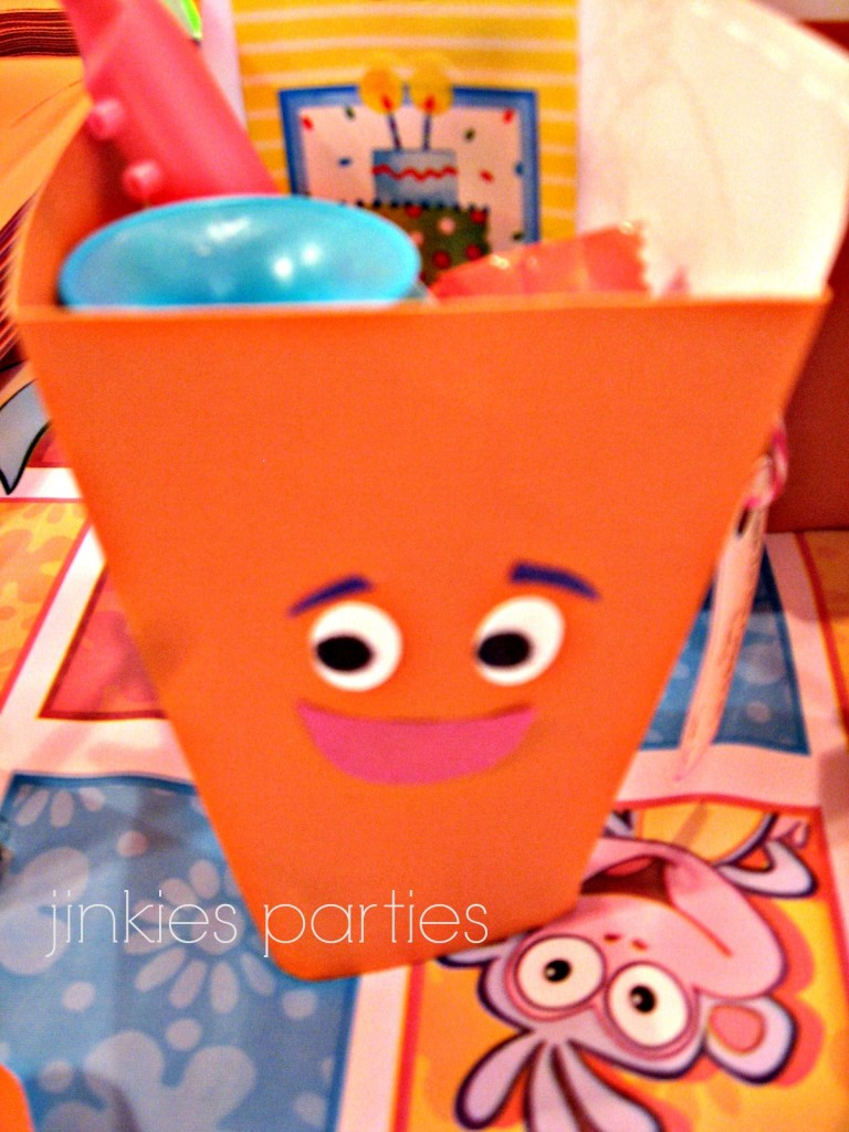 dora the explorer party favor by jinkies parties