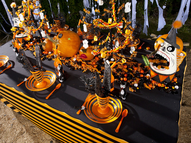 31 Days Of Party Planning Day 16 Decorations amp Tablescape