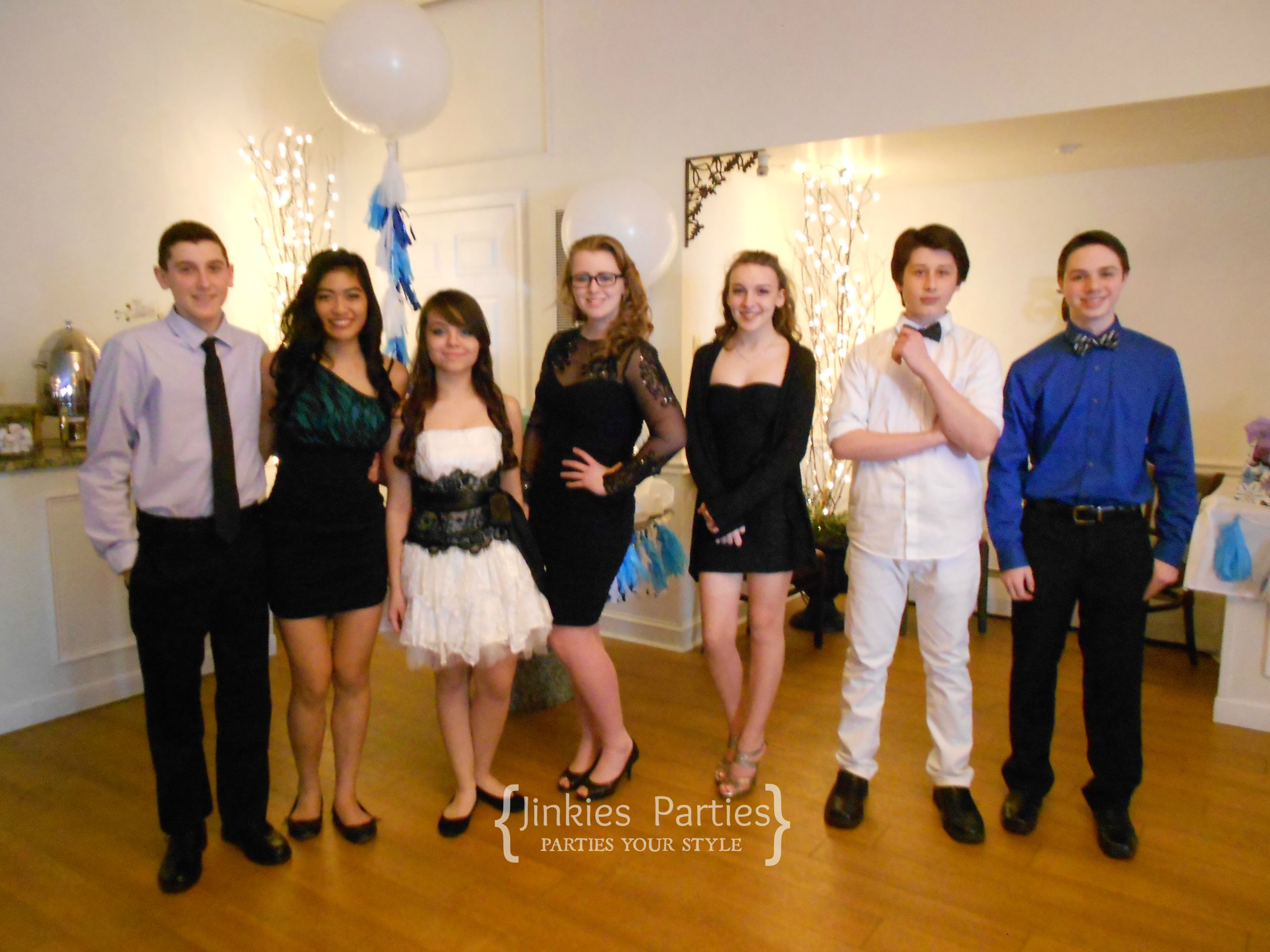 Quince Party Pictures